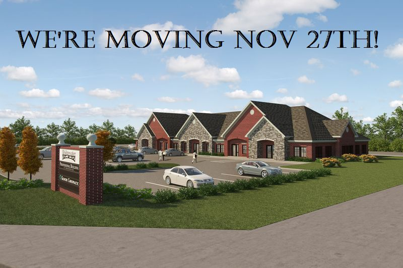 Gilmore Chiropractic is Moving Nov 27th, 2017