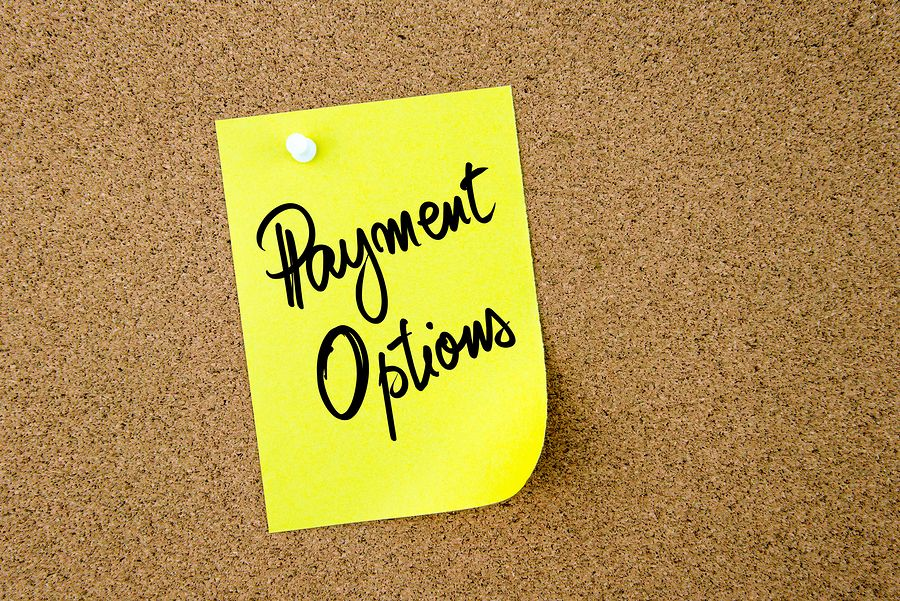 Self-Pay Options for 2018