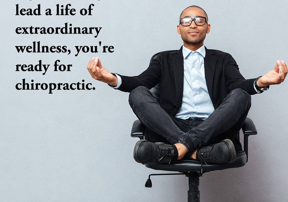 Chiropractic emphasizes improving health in order to reduce the risk of pain and illness